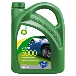 Синтетическое моторное масло BP VISCO 5000 5W40 4л