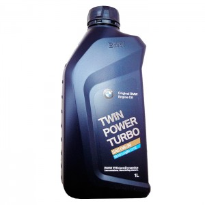 Синтетическое моторное масло BMW TwinPower Turbo Oil Longlife-04 SAE 0W30 1л