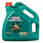 Полусинтетическое моторное масло CASTROL GTX Magnatec 10W40 4л