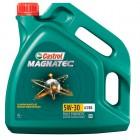 Синтетическое моторное масло CASTROL Magnatec 5W30 4л