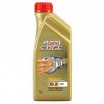Синтетическое моторное масло Castrol EDGE 0W30 A5/B5 1л