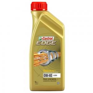 Синтетическое моторное масло Castrol EDGE 0W40 1л