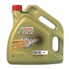 Синтетическое моторное масло Castrol EDGE 0W40 4л