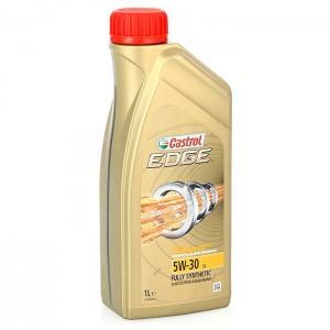 Синтетическое моторное масло Castrol EDGE 5W30 1л