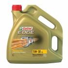 Синтетическое моторное масло Castrol EDGE 5W30 4л