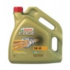 Синтетическое моторное масло Castrol EDGE 5W40 4л