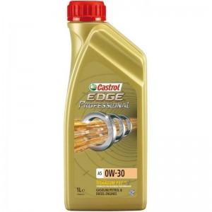 Синтетическое моторное масло Castrol EDGE A5 Volvo Professional 0W30 1л