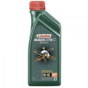 Синтетическое моторное масло Castrol EDGE TurboDiesel 0W30 1л