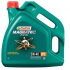 Синтетическое моторное масло Castrol Magnatec Diesel 5W40 DPF 4л
