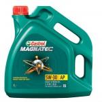 Синтетическое моторное масло Castrol Magnatec 5W30 АP 4л
