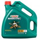 Синтетическое моторное масло CASTROL Magnatec 5W40 4л