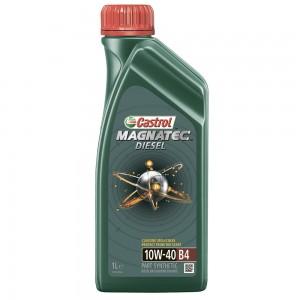 Полусинтетическое моторное масло Castrol Magnatec Diesel 10W40 B4 1л