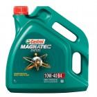 Полусинтетическое моторное масло Castrol Magnatec Diesel 10W40 B4 4л